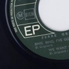 """7"""" vinyl EP/mini-LP's"""