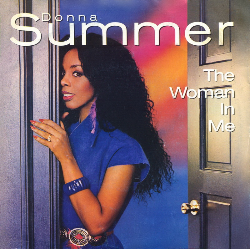 Donna Summer The Woman In Me 7si 1983 Het Plaathuis