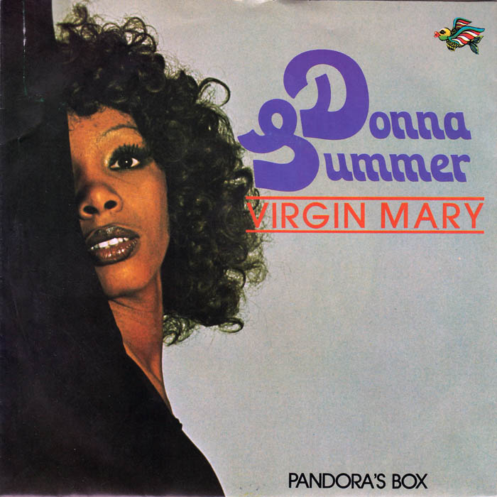 Donna Summer Virgin Mary Pandoras Box 7si 1975 Het Plaathuis