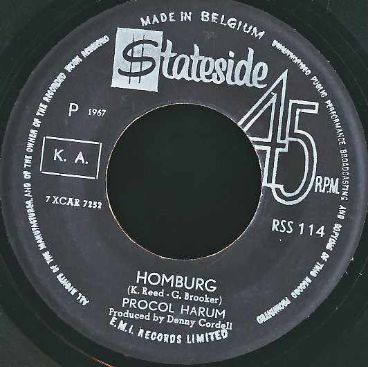 Homburg single
